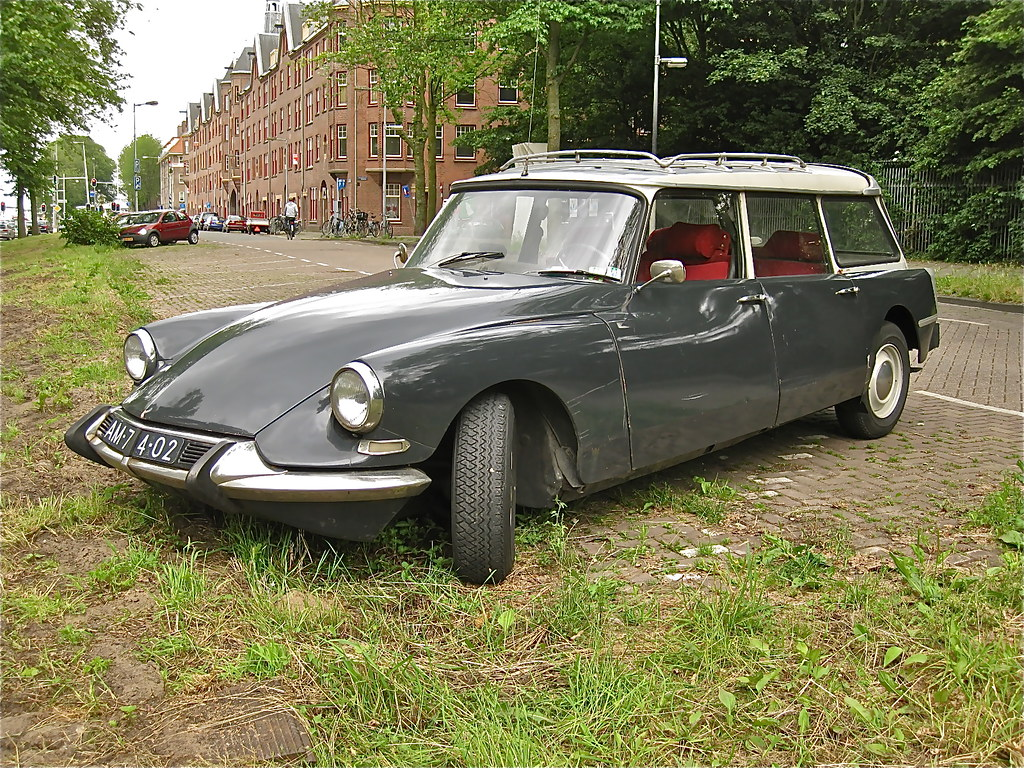 Panoramio - Photo of Citroën ID 19 (1967).