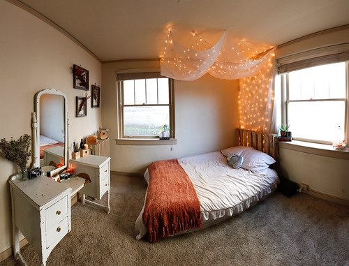 My Bedroom Here In The City.