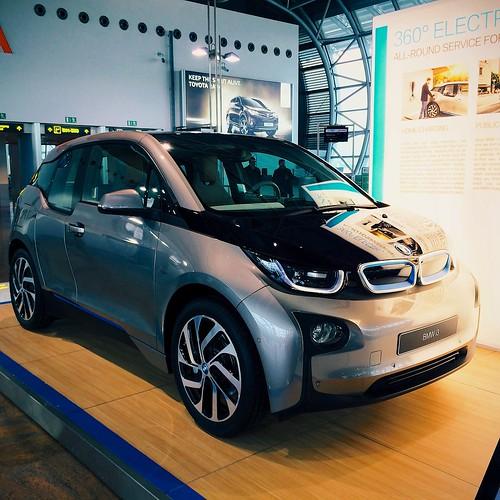 BMW I3 Electric Car. 35 000 €. Really Like The