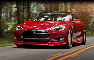 Telsa Model S by Unplugged Performance | by Car Fanatics