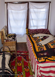 Family House Bedroom @ The Ethnological Museum - Pristina, Kosovo | by Paul Diming
