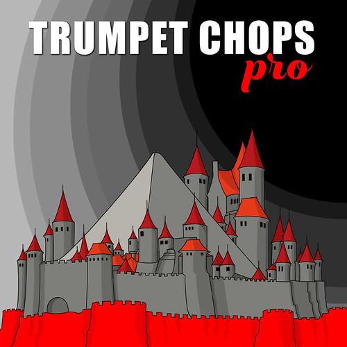 Trumpet Chops Pro Book