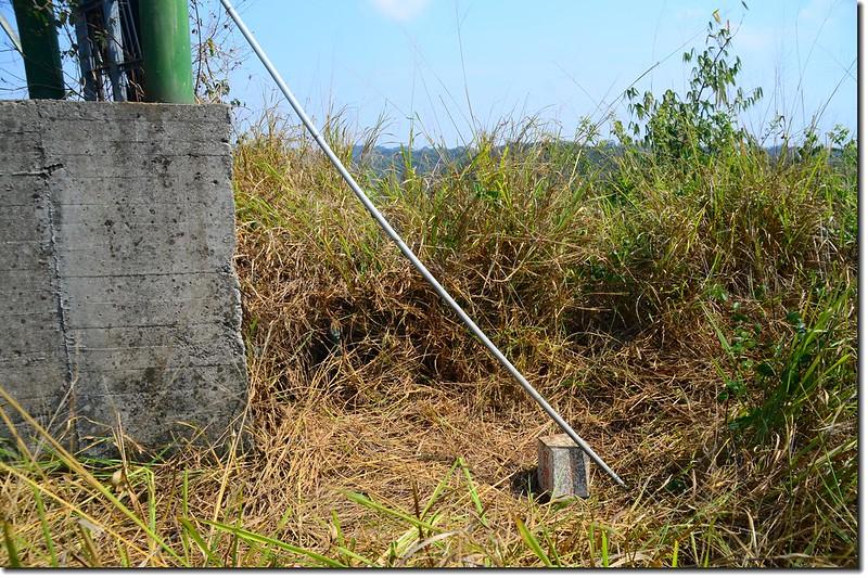 土地公坑聯勤測量隊二等三角點點位