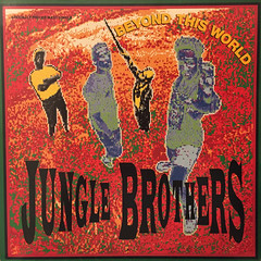 JUNGLE BROTHERS:BEYOND THIS WORLD(JACKET A)