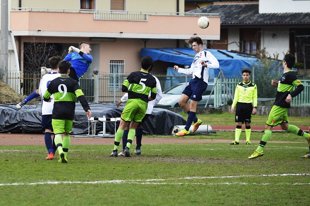 Allievi Regionali Elite, Abano - Virtus 0-0