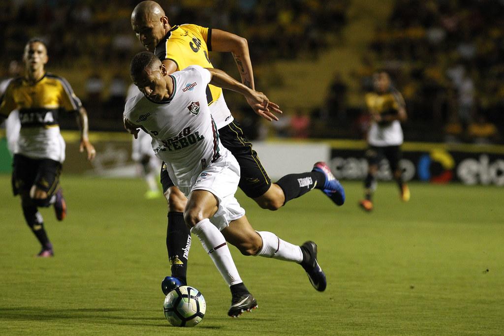 ... Criciúma x Fluminense - Copa do Brasil - 09 03 2017  4bacbbc01546b