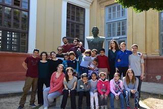 Η Ομάδα Τέχνης Πάροδος στην Αλεξάνδρεια