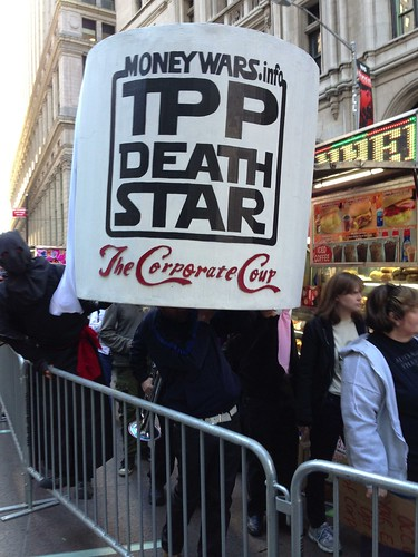 #TPP Death Star #ows #s17 | by Steve Rhodes