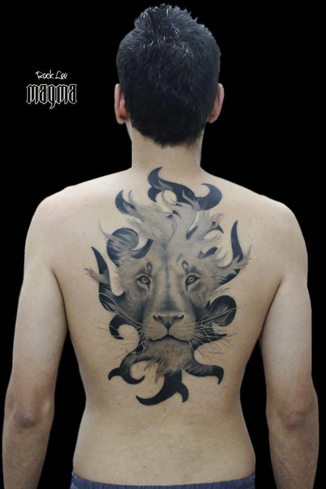 Tattoo rock lee magma tattoo magma tattoo flickr tattoo rock lee by magma tattoo altavistaventures Gallery