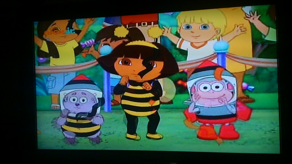 by giomgan dora the explorer doras halloween parade by giomgan