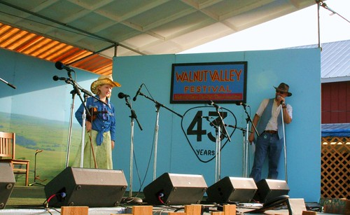 2014 Walnut Valley Festival Acoustic Kids Showcases – Saturday