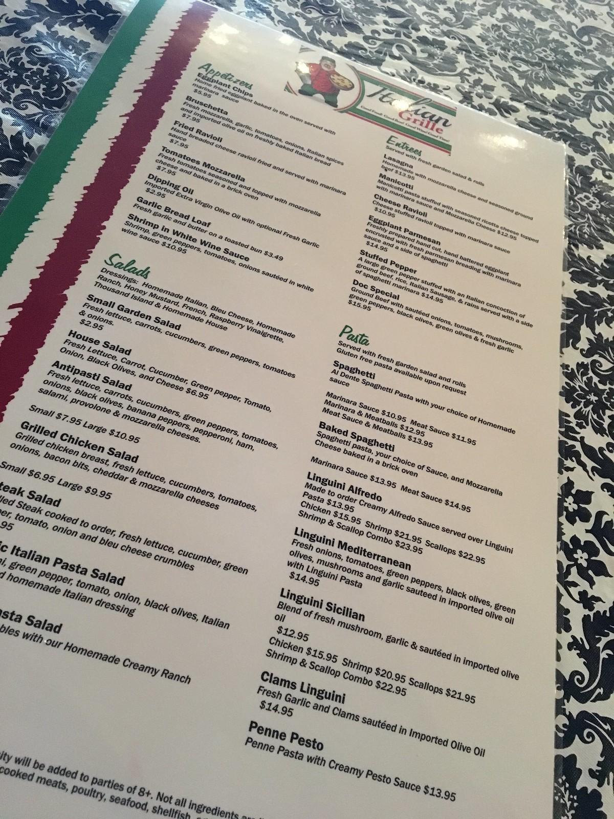 Italian Grille & Deli