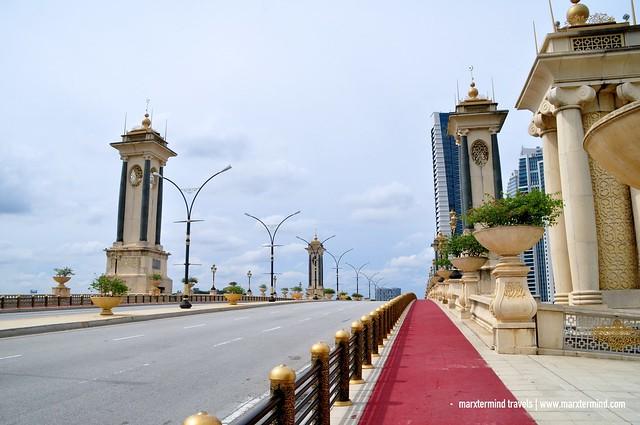 Seri Gemilang Bridge Putrajaya