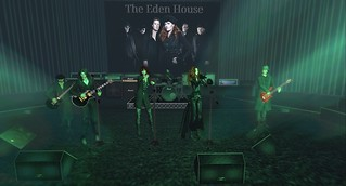 The Eden House in Second Life | by idlerogue