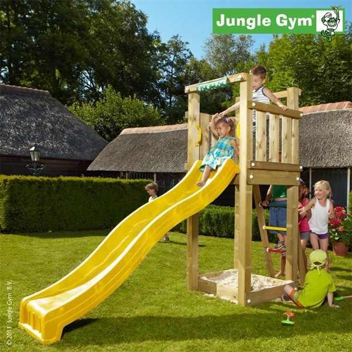... Schnell Und Einfach Eine Spielanlage Für Den Garten | By Morgentau2012