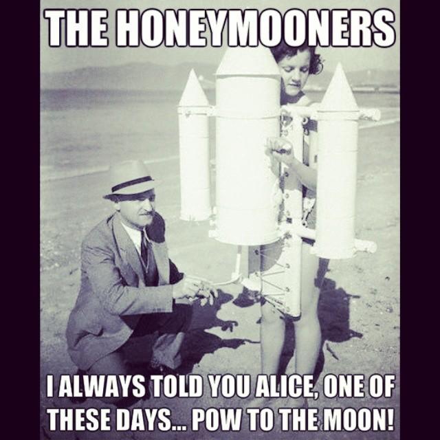 Honeymoon Honeymooners Honey Moon Ralph Alice Rocke Flickr