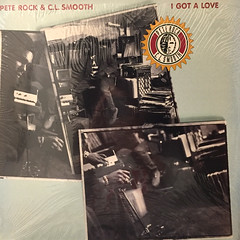 PETE ROCK & C.L. SMOOTH(JACKET A)