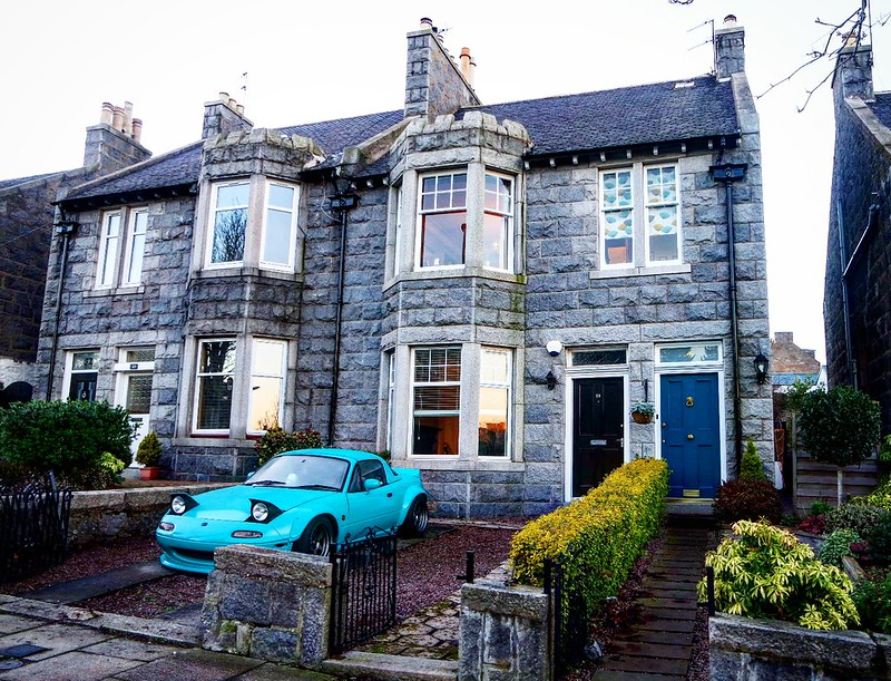 Casas de Aberdeen
