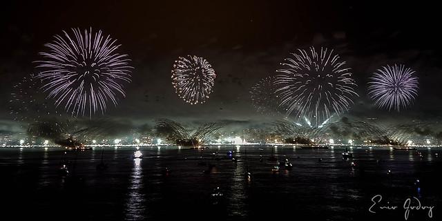 Fireworks # 3 - New Year - Rio de Janeiro/RJ - Brazil