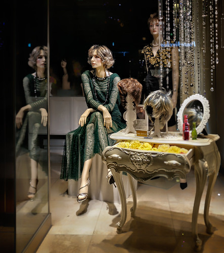 Store window story, another look | by Tigra K