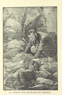 Image taken from page 314 of 'Maori and Settler. A story of the New Zealand War, etc' | by The British Library