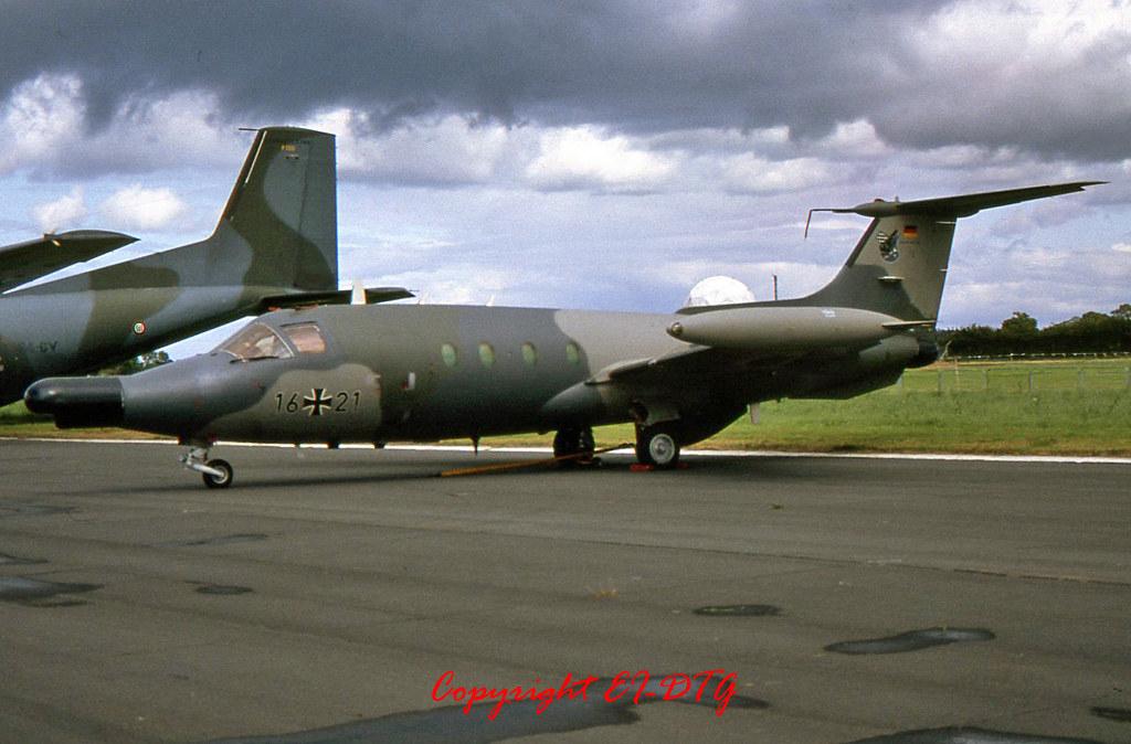 Hamburger Flugzeugbau HFB-320 ...