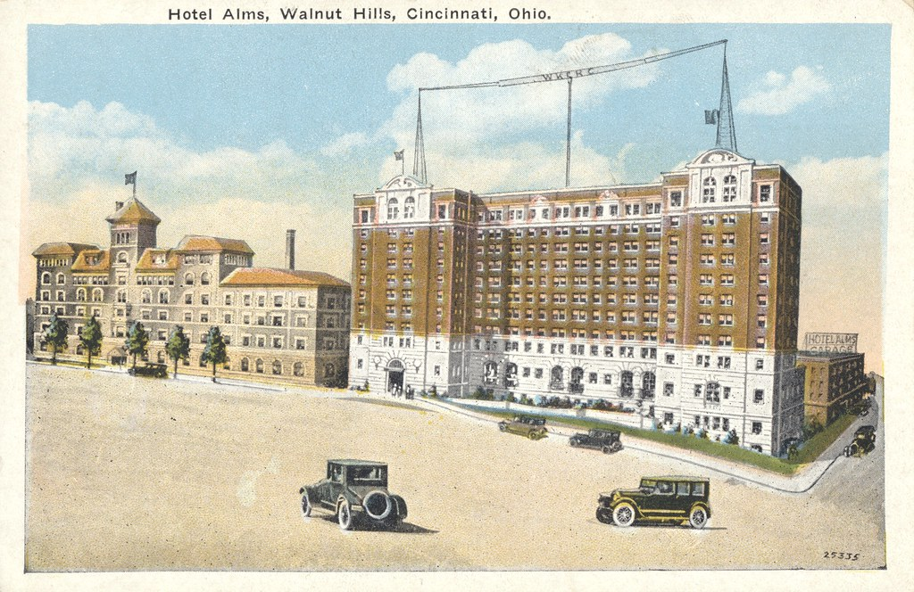 Hotel Alms - Cincinnati, Ohio