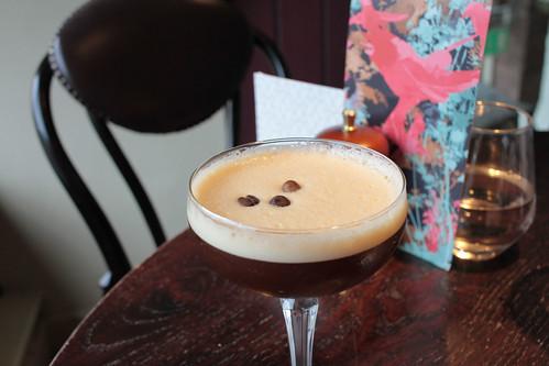 Delicious espresso martini