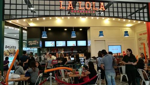 DavaoFoodTripS.com | Hola Amigos & Amigas... La Lola Churreria Opens at SM Lanang Premier!
