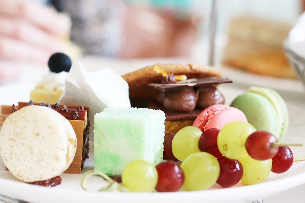 Belmond Mount Nelson High Tea