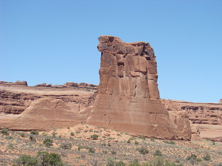 20 Courthouse Towers sheep rock
