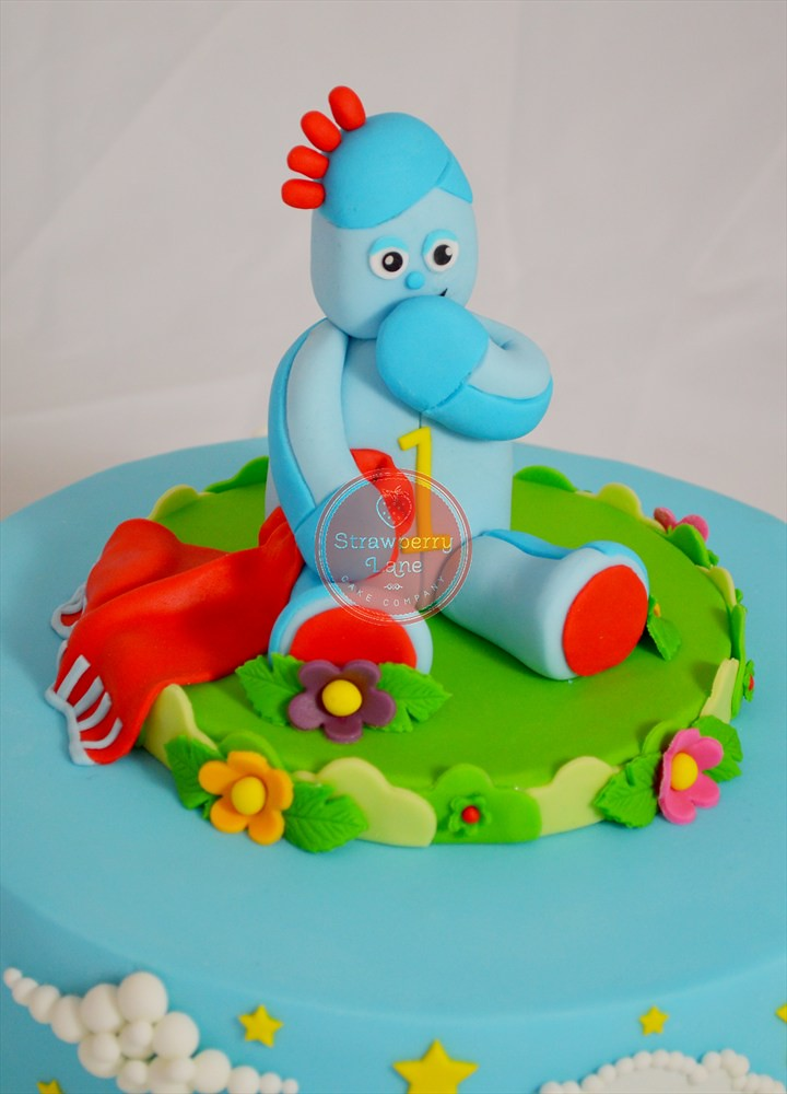 In the Night Garden Iggle Piggle Cake | Made for Sam :-) You… | Flickr