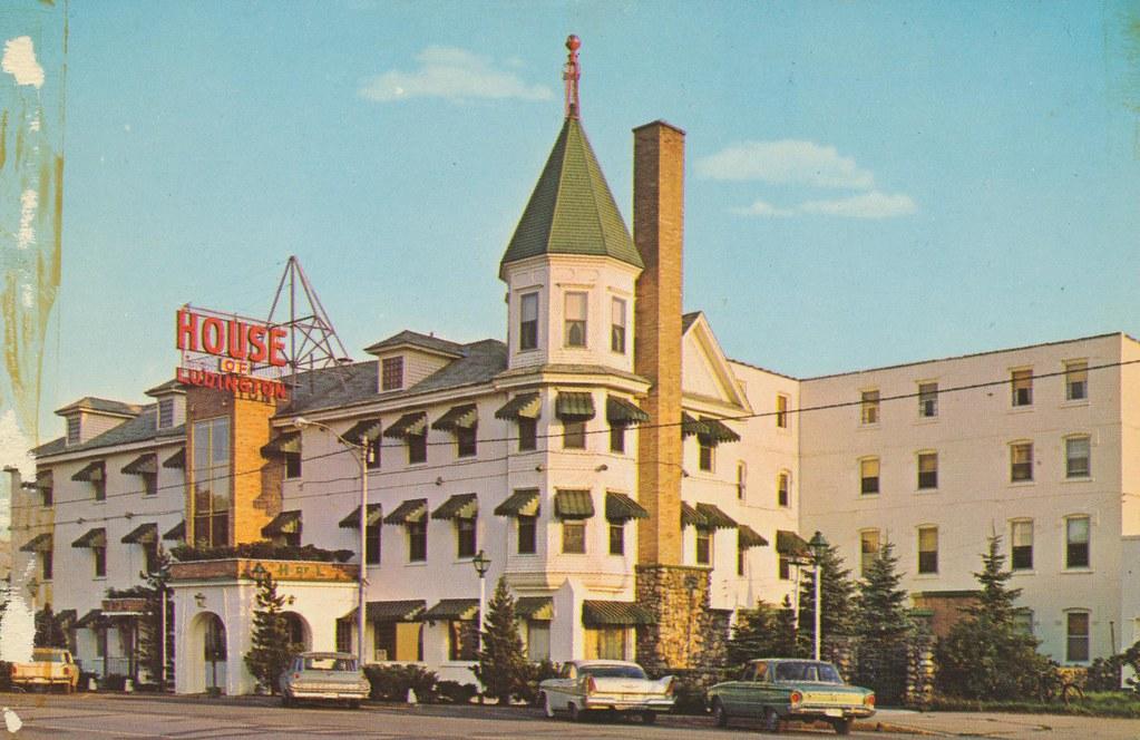 House of Ludington - Escanaba, Michigan