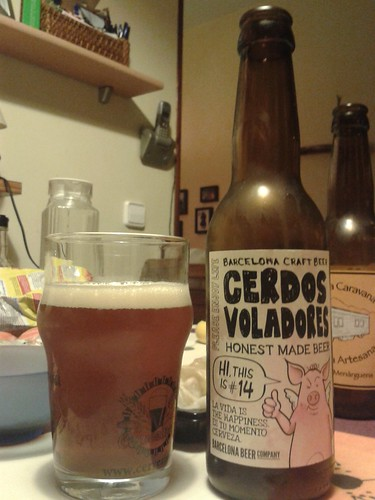 Barcelona Craft Beer Cerdos Voladores | by pep_tf