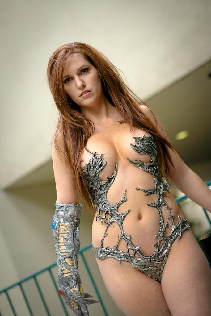 Witchblade Cosplay Wondercon