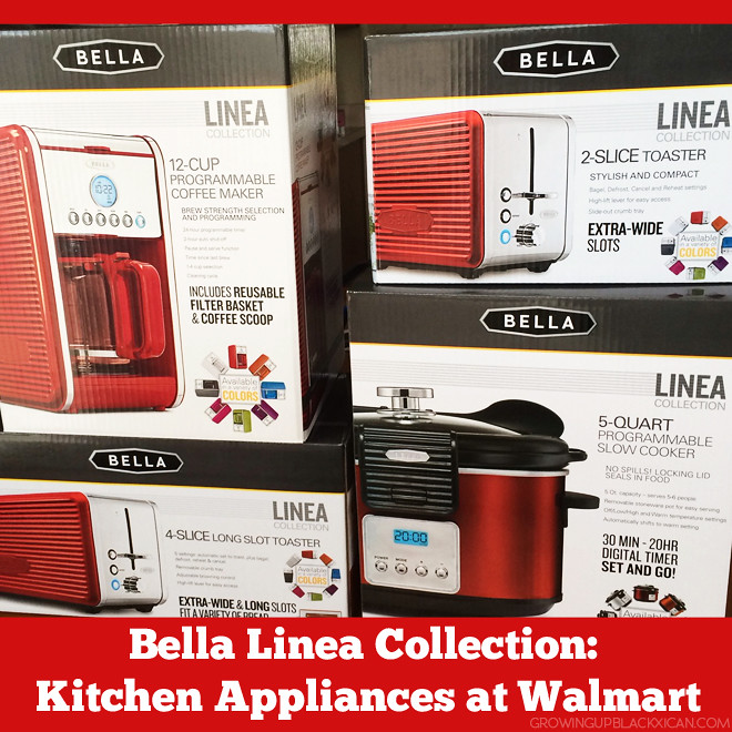 bella linea collection kitchen appliances at walmart by rubydw - Walmart Kitchen Appliances