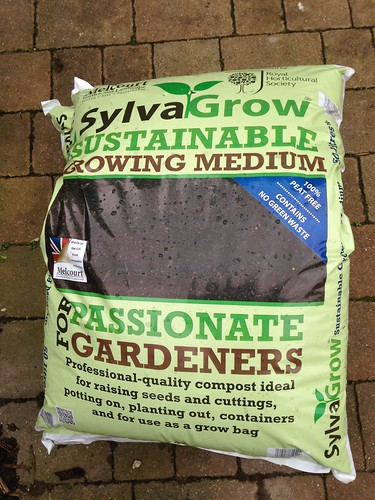 SylvaGrow peat-free potting compost