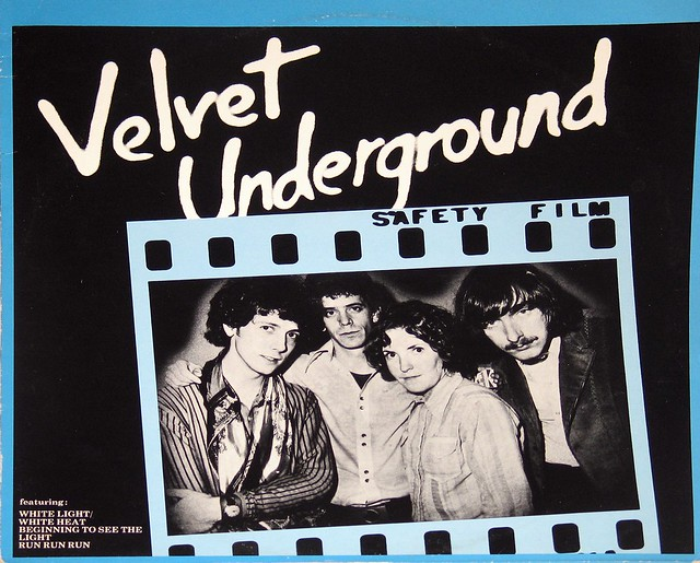 Velvet Underground self-titled with Nico, Andy Warhol