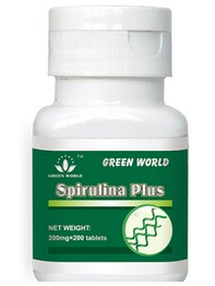 Spirulina Plus Tablet