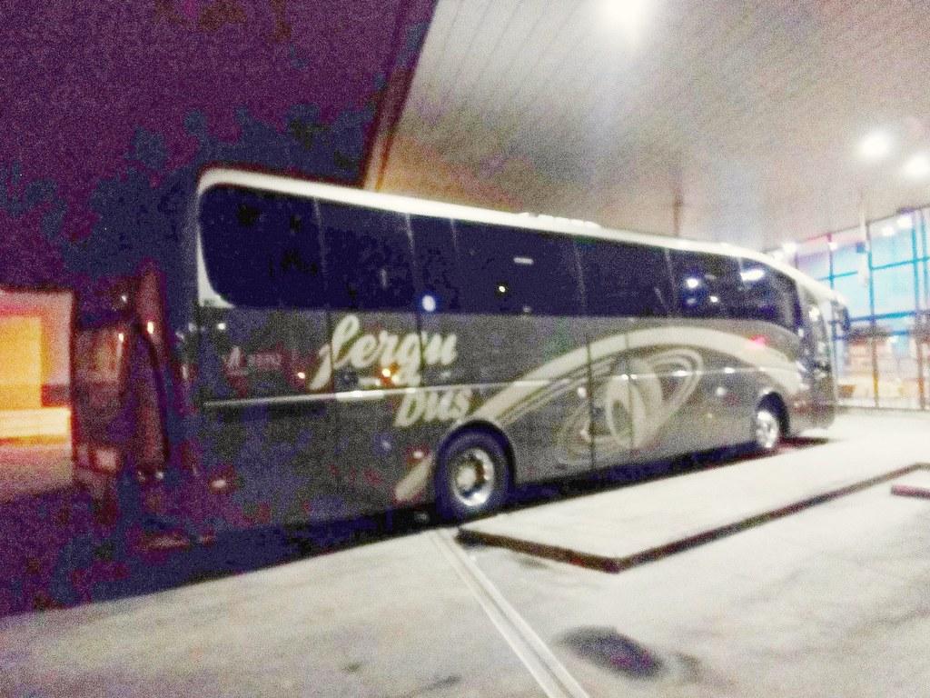 VOLVO B11R Sunsundegui SC7 Fergu Bus