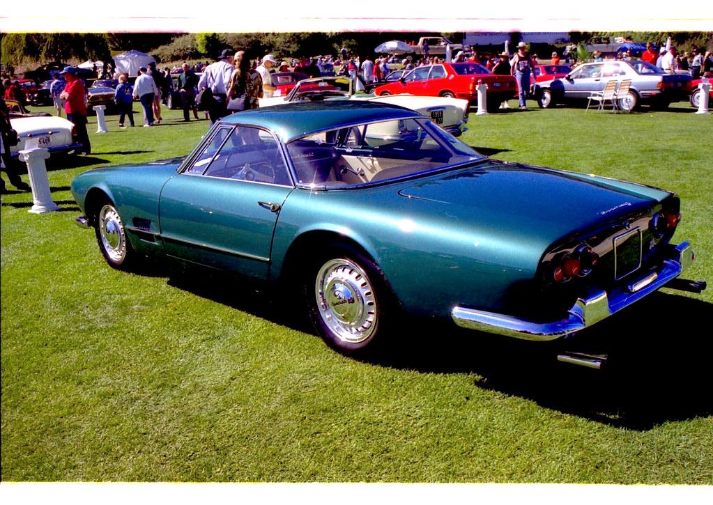 maserati 5000 gt touring 1960 | john wiley | flickr