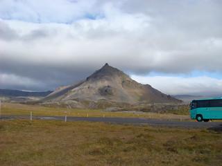 039 Andere berg bij Snæfellsjökull