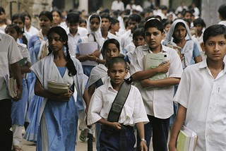 School lets out | by World Bank Photo Collection