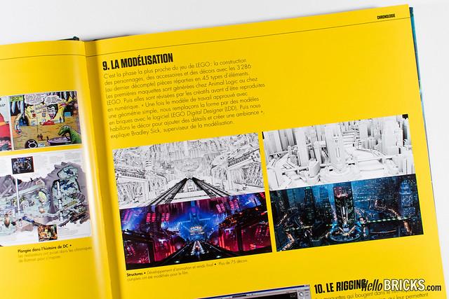 Livre The LEGO Batman Movie: Les Coulisses du Film (The LEGO Batman Movie: The Making of the Movie)