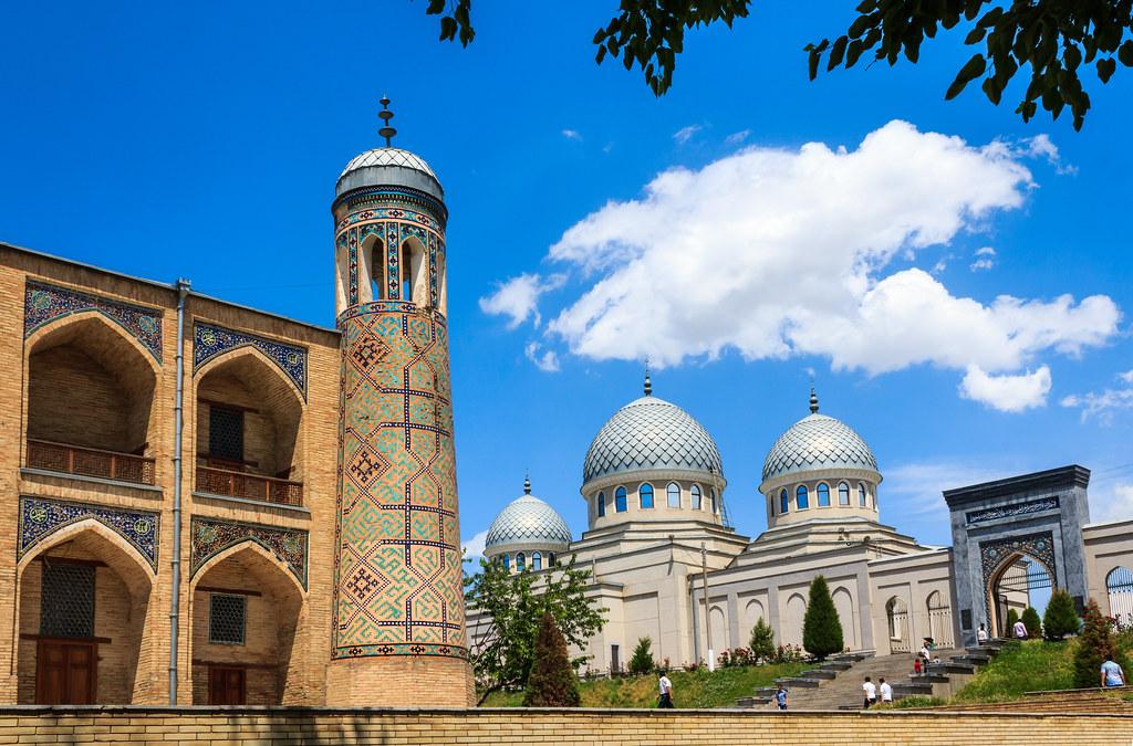 Uzbekistan Journal: Tashkent and Bukhara | The Modified Mercator