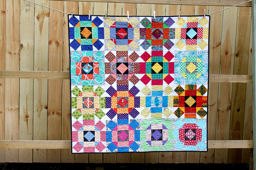 do. good stitches HAVEN May quilt | by knottygnome