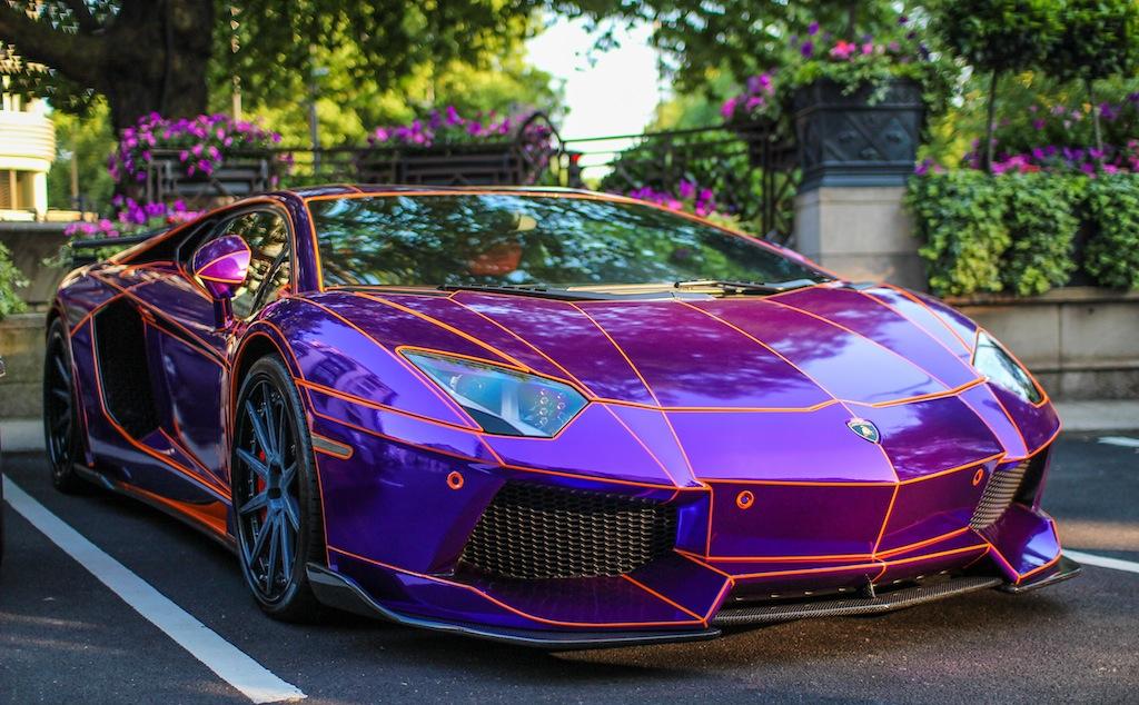 Lamborghini Aventador Shaker Media Flickr