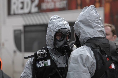 Exercise Arden - MOCK terrorist attack in Birmingham | by West Midlands Police