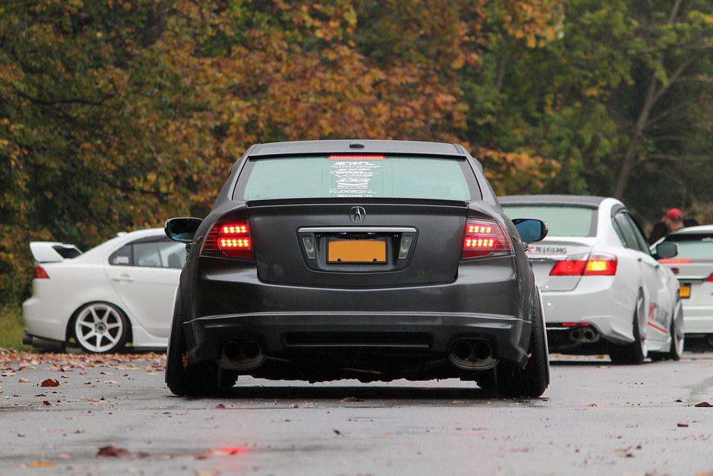 Acura Tl Camber Slammed Trenten Kelley Flickr