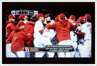 NLCS Game 6 - Cardinals Win - 1 | by bobcrowe_com